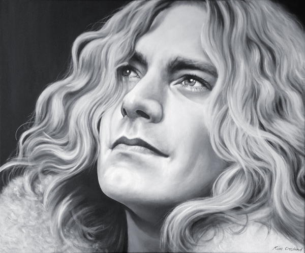 Robert Plant by chaosart